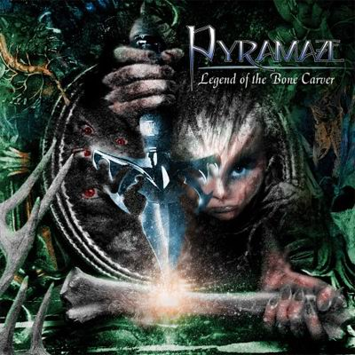 Pyramaze - Legend ok the bone carver