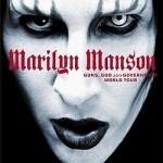 Marilyn Manson b-ray