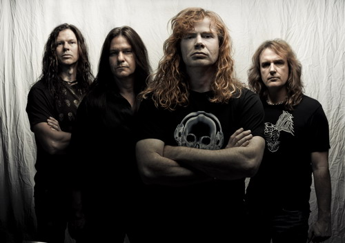 Megadeth 1 by Travis Shinn