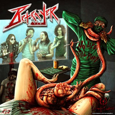 CARNAGEGALLERY-Betrayer_Cd