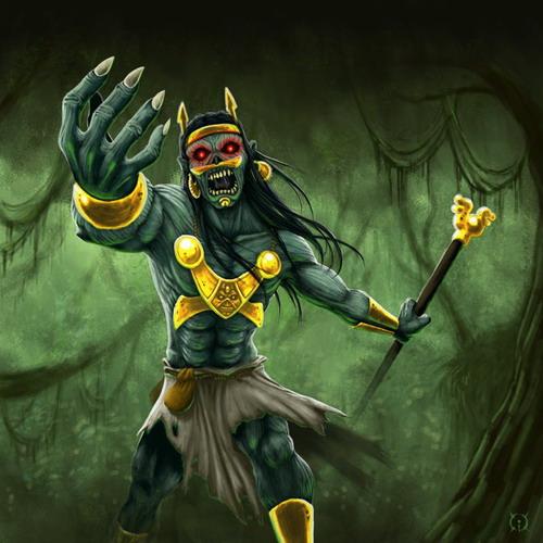 CARNAGEGALLERY-Warrior'sSpell