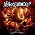 Rhapsody Of Fire- Live - From Chaos To Eternity