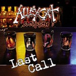Alleycat Scratch – Last Call. Live & Unreleased