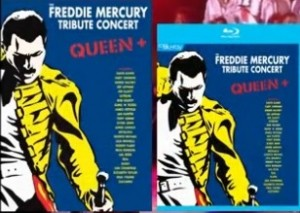 Queen & Varios Artistas - The Freddie Mercury Tribute Concert