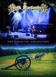 Erik Norlander - The Galactic Collective. Live in Gettysburg (2012)