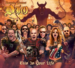 Varios Aristas u2013 Tributo a Ronnie James Dio - This Is   Your Life