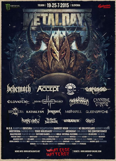 metaldays2015poster